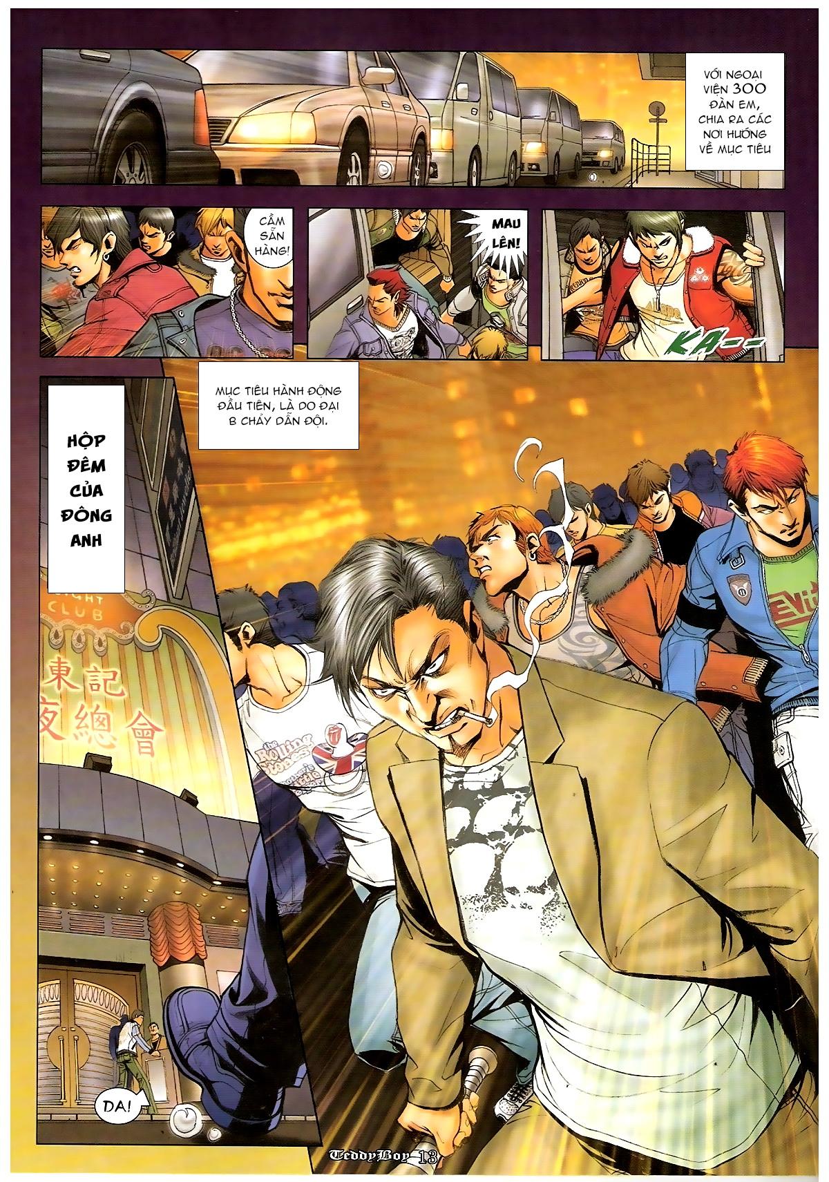 Người Trong Giang Hồ - Chapter 1262: Tưởng Thiên Sinh và Mẹ Đẹp - Pic 12