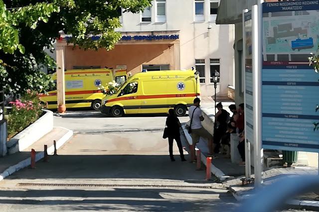 Επίθεση με τσεκούρι: Μάχη για την ζωή τους δίνουν 2 από τους 4 εφοριακούς θύματα του 45χρονου