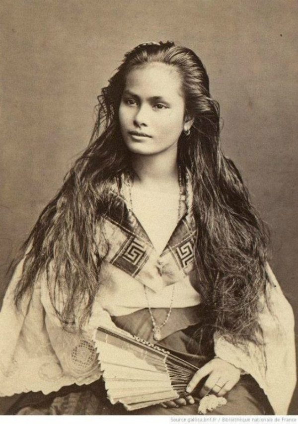 Luzon woman