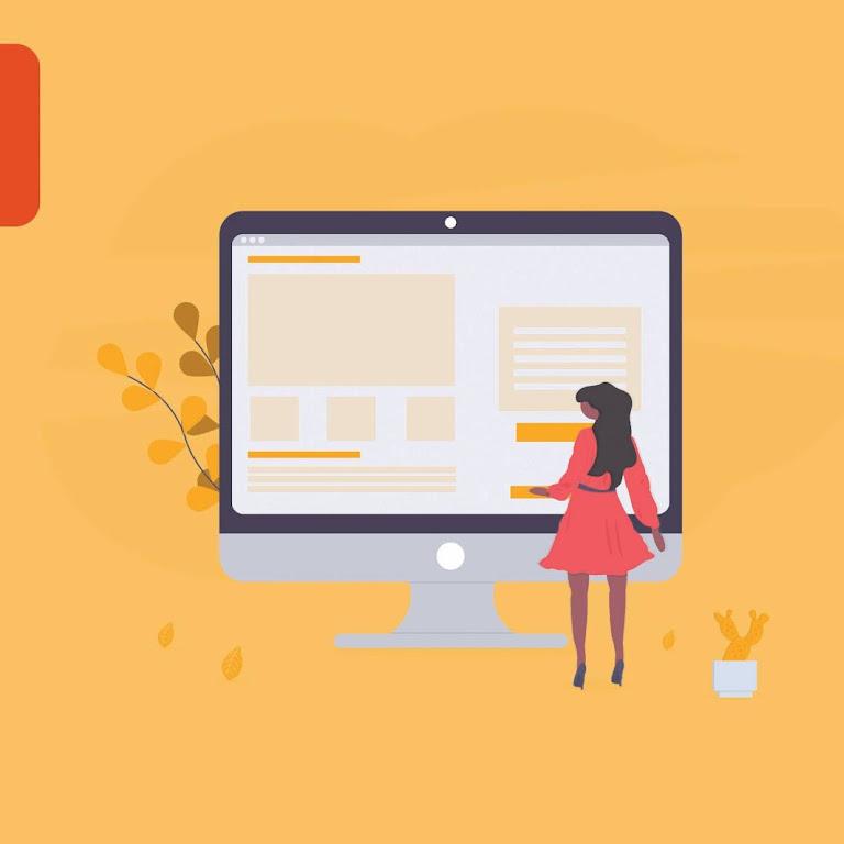#Belajar HTML Part 13.Cara membuat Tata Letak (Layout) dan pengertiannya dalam HTML
