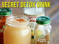 Secret Home Made Detox Drink plus ( Video )