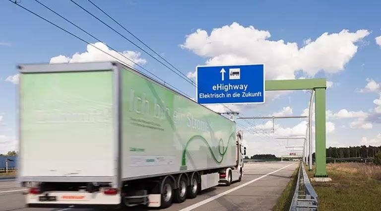 How this motorway network works