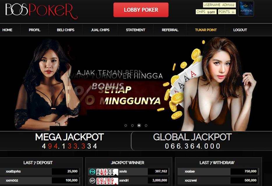 Pro id Poker PKV | Bos Poker | Pro.ID PKV