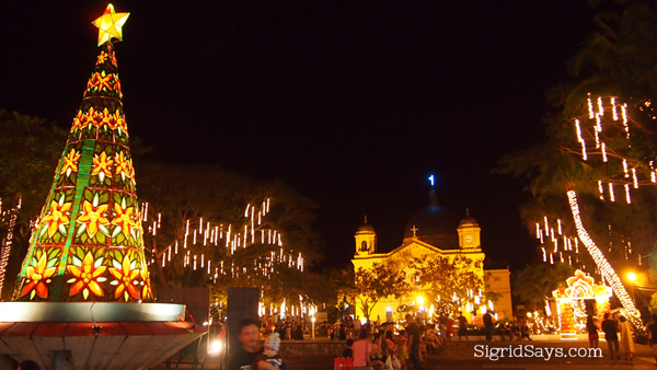 Silay Christmas tree