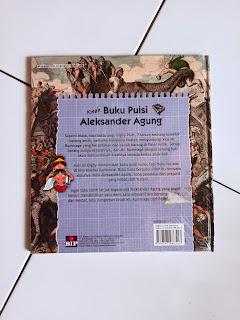 Blurb Kisah Buku Puisi Aleksander Agung