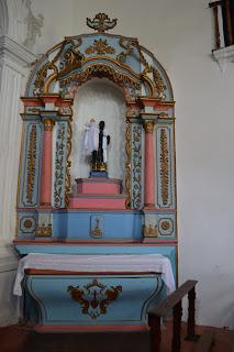 igreja rosario - historia vitoria