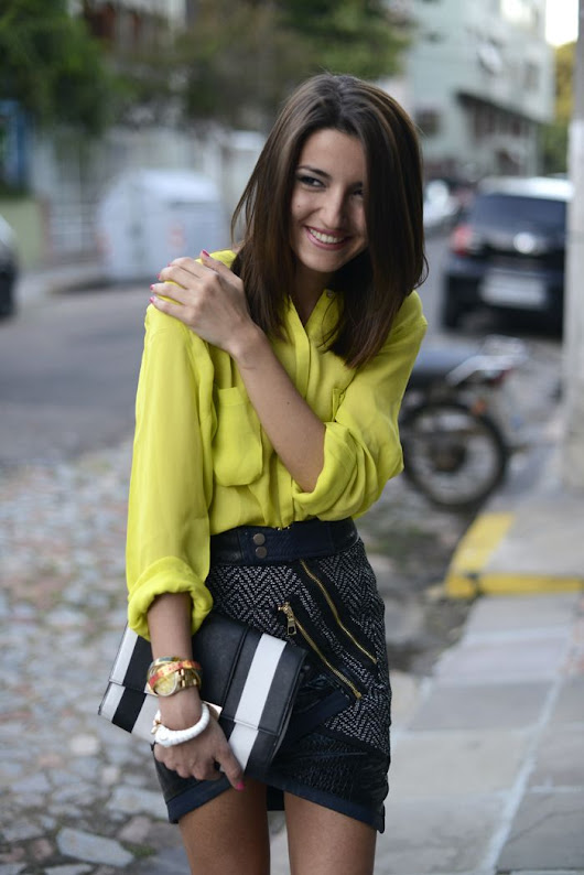 Le Yellow Style