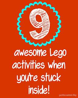 lego ideas, lego games, lego crafts, lego party, lego birthday, snow day ideas