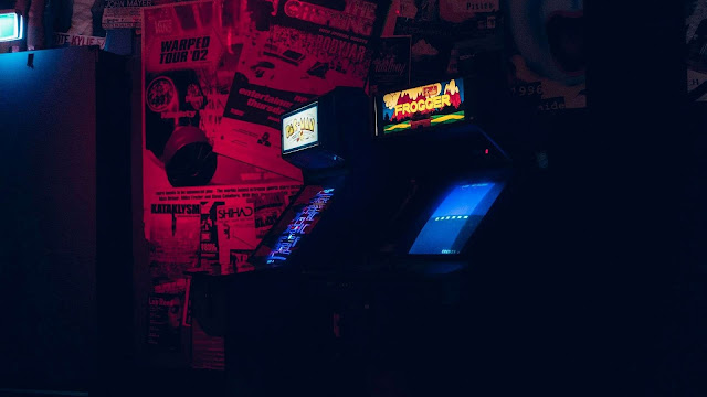 Best Arcade Games of The 80s