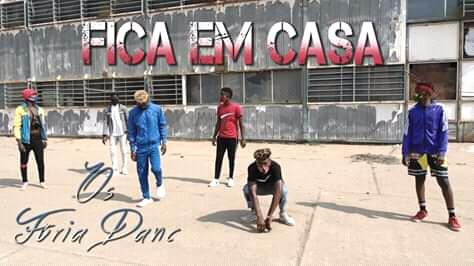 Fúria Dance - Sai Corona (Afro House)