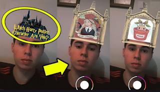 Harry potter filter | how to get Harry Potter filter Instagram and TikTok