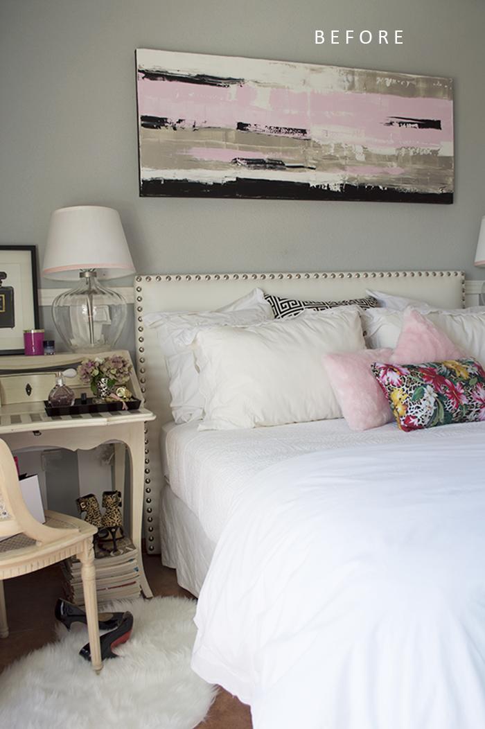 Edyta dise o decoraci n blog de decoraci n el antes for Dormitorio anos 60