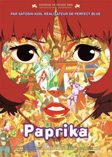 Paprika – DVDRIP LATINO