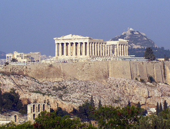 Jeff Searle: The rise of ancient Greece