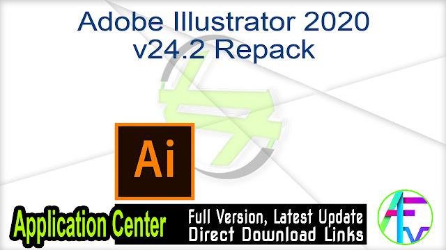 Adobe Illustrator 2020 v24.2 Repack