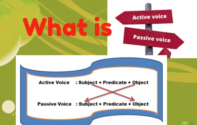Passive Voice : Pengertian, Rumus dan Contoh Kalimatnya