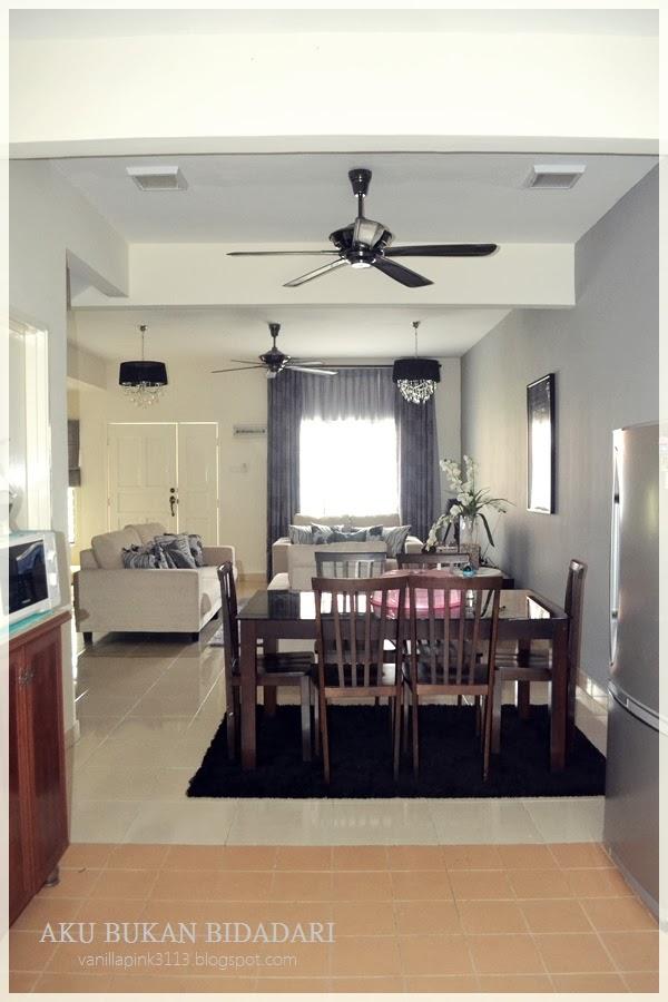 Harap Berjumpe Ngan Kontraktor Yang Baik Jujur Dan Hasil Nyer Terbaik Aminnn Pandangan Ruang Tamu Aku Dari Dapur