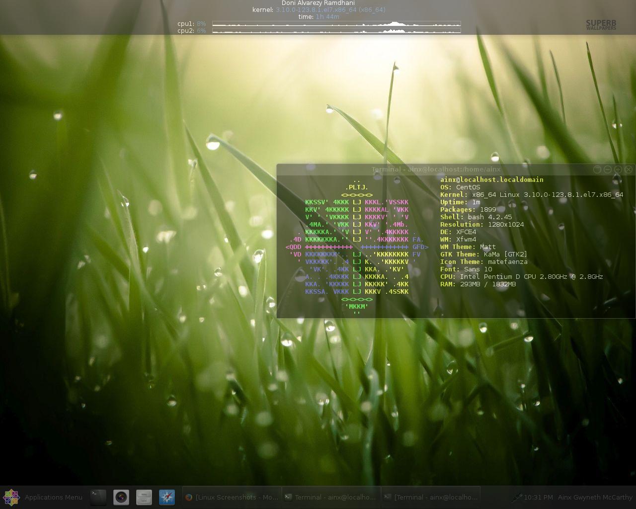 MANUSCRIPTS: Install Google Chrome di CentOS 7 (x86_64)