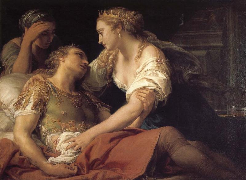 Odysseus penelope suitors