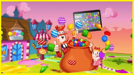 candy crush saga hack cheats tool for android