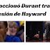 LA REACCIÓN DE DURANT AL VER LA LESIÓN DE GORDON HAYWARD