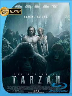 La leyenda de Tarzán (2016) HD [1080p] Latino [GoogleDrive] DizonHD