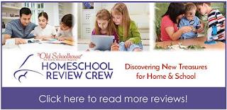 Homeschool Review Crew click logo