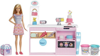 Toy Fair 2019 Mattel Barbie Cake Bakery Playset 03