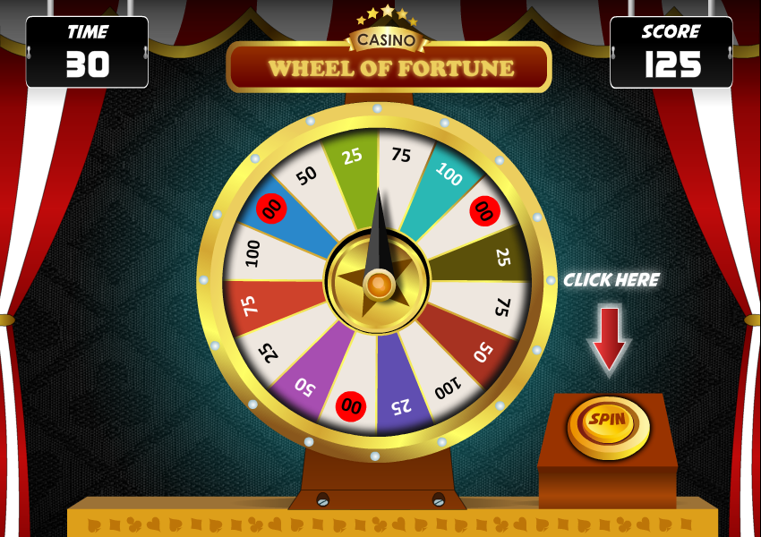 xlpro e-learning : wheel of fortune themed corporate e-learning, Powerpoint templates