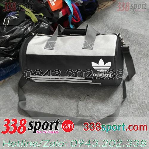 Túi Trống Adidas Đen