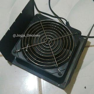 Filter Udara DIY