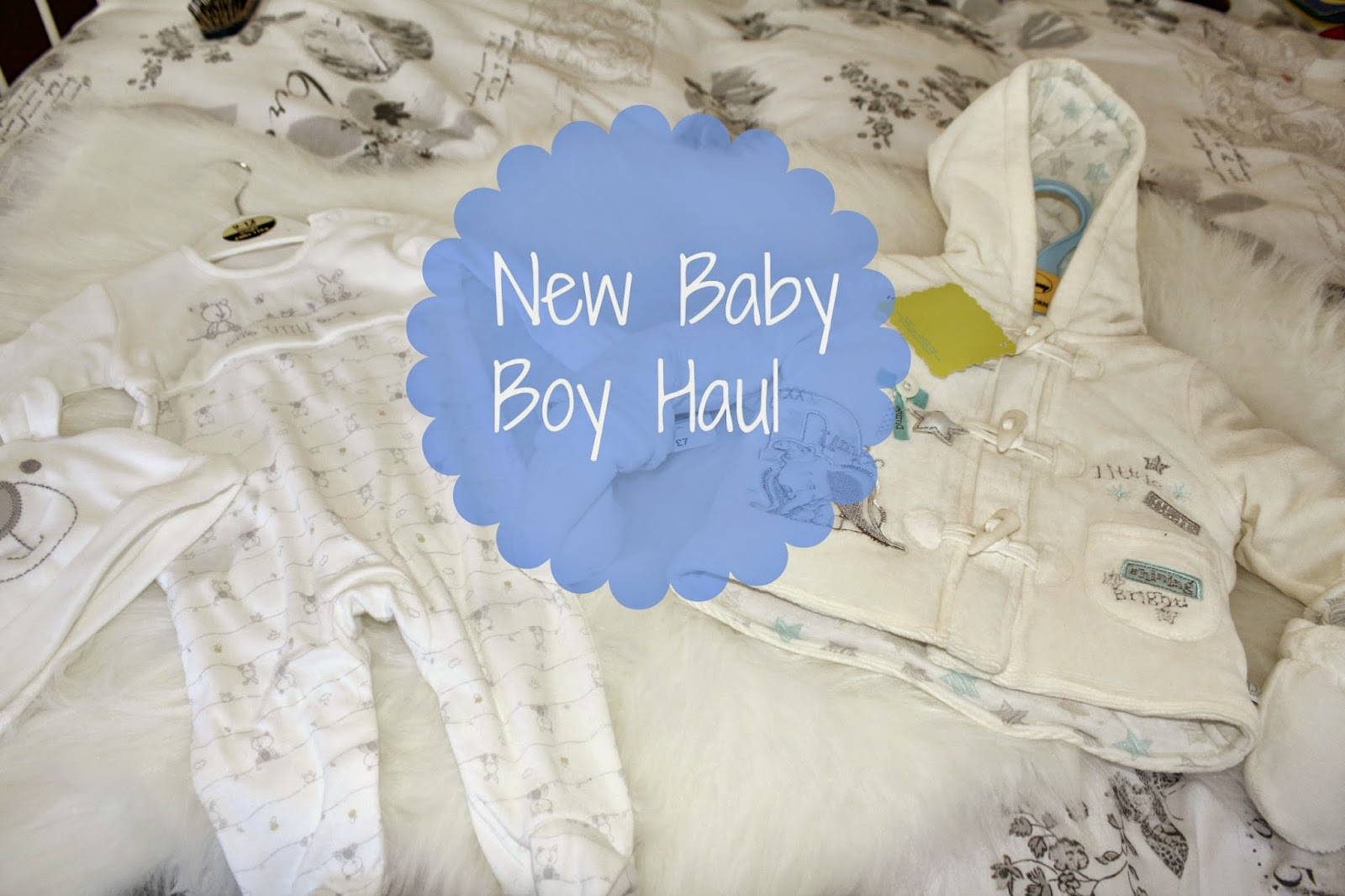 8a9ce4332020 Baby Boy Haul So Far! | Sparkles and Stretchmarks: UK Mummy ...