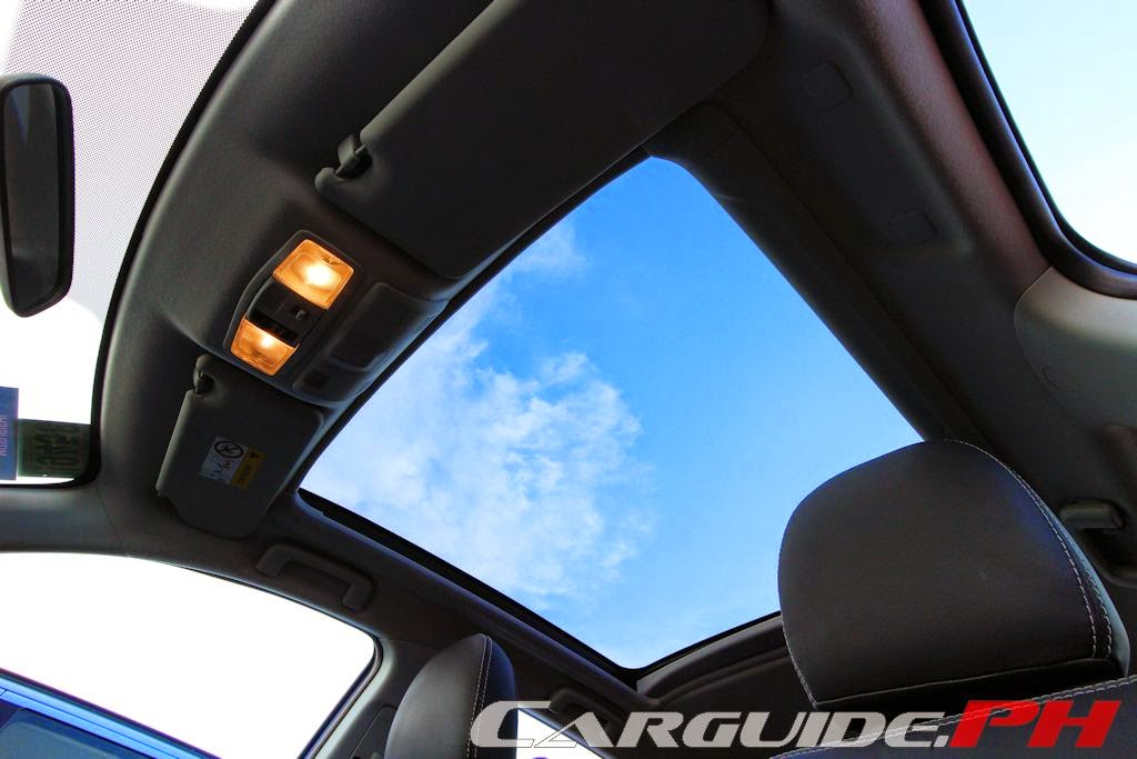 First Drive: 2015 Mitsubishi ASX GSR | Philippine Car News, Car