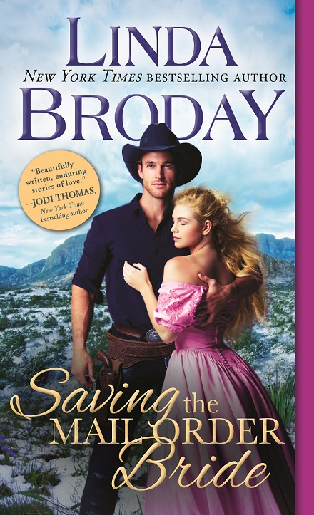 Saving the Mail Order Bride book cover