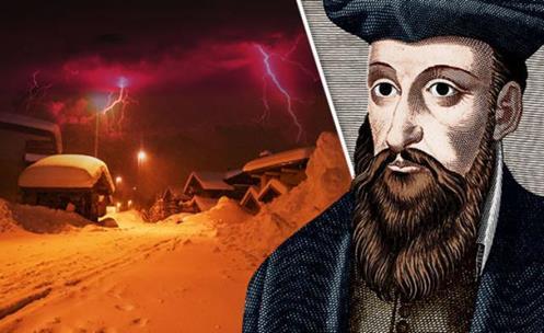 """Nostradamus previu o final dos tempos: """"Haverá guerras e doenças letais como um aviso"""""""