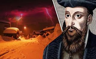 Nostradamus previu o final dos tempos