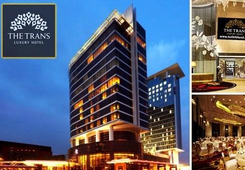 Hotel Mewah Trans Luxury Bandung
