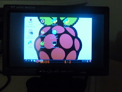monitor TFT color