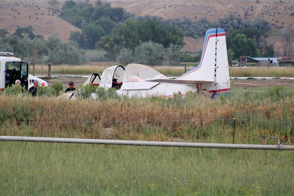 Kathryn's Report: North American T-28A Trojan, N9862C: Fatal