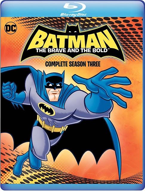 Batman, el Valiente – Temporada 3 [BD25] *Con Audio Latino