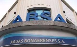 Provincia oficializó tarifazo de Absa