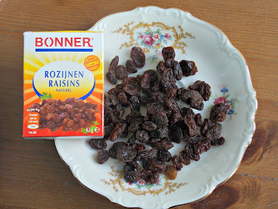 Havermoutkoekjes, Bonner