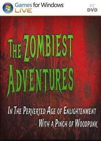 The Zombiest Adventures In The Perverted Age of Enlightenment PC Full