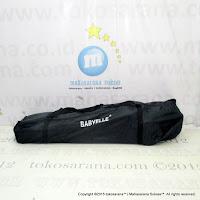 Kereta Bayi LightWeight Babyelle S600 Cozmic-2