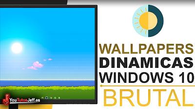 descargar wallpapers dinamicas