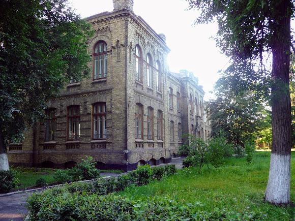 Конотоп. Залізнична лікарня 1895 р. Хірургічне відділення