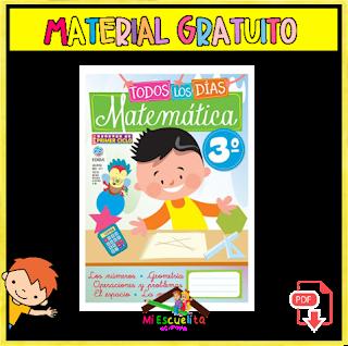 Todos los días matemáticas 3 PDF