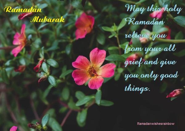 Ramadan Blessing Greeting 3