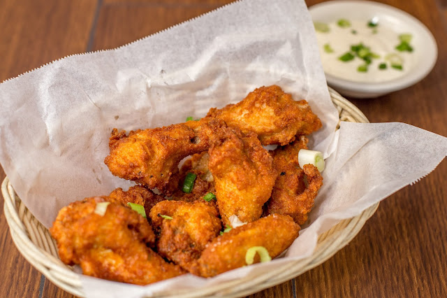 How To Make Air-Fried Korean Chicken Wings