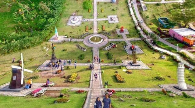 Pesona Eropa Merapi Park